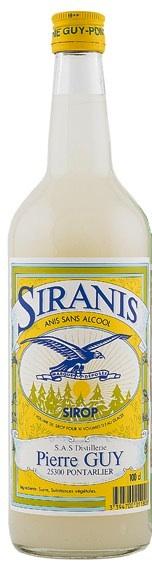 Siranis, sirop d'anis